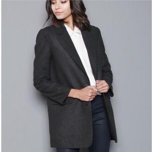 Jackets & Blazers - Charcoal BF Blazer